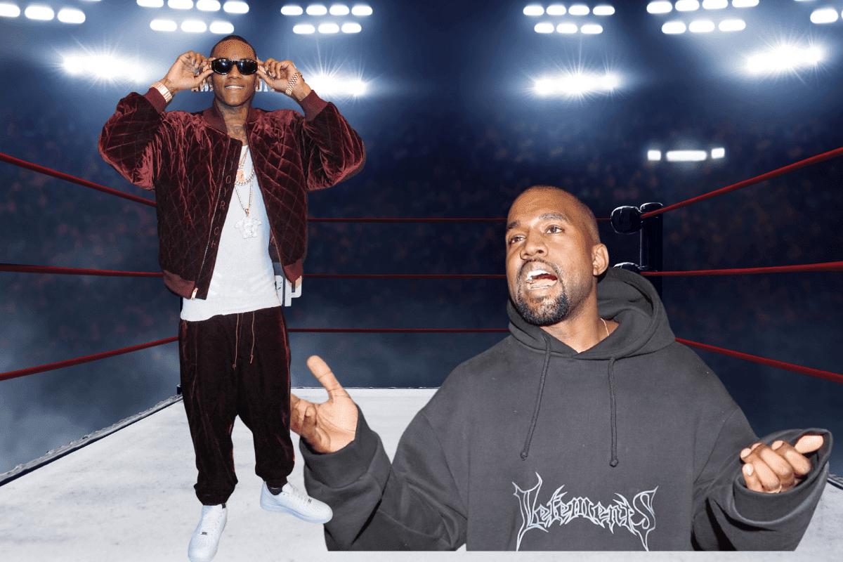 Soulja Boy Challenges Kanye to a Boxing Match