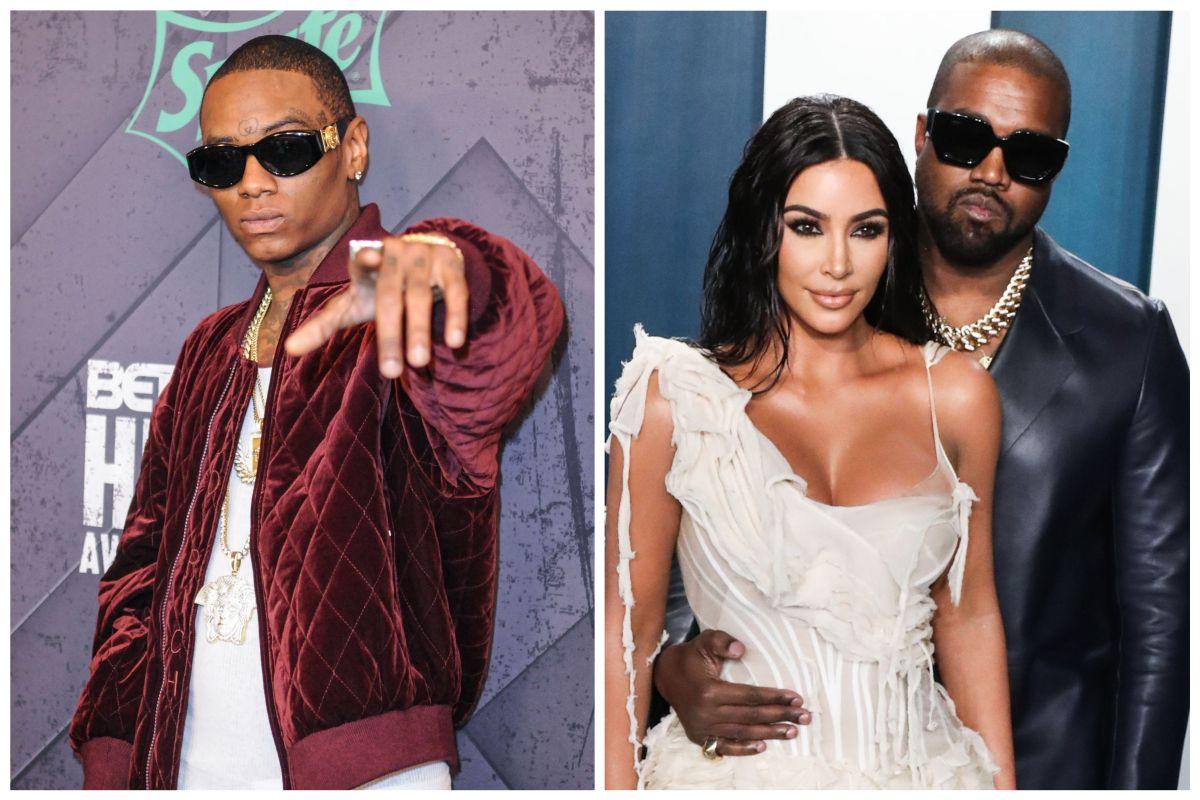 Soulja Boy To Kanye West: I Was The First Rapper With Kim Kardashian