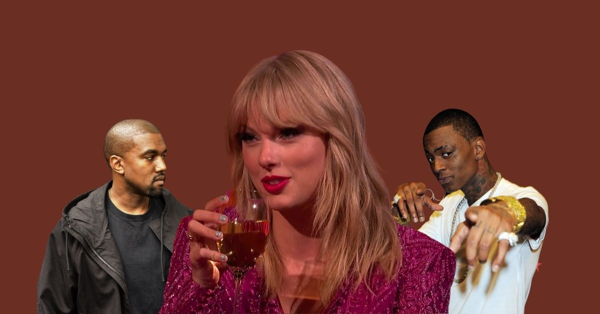 Soulja Boy Drags Taylor Swift Into Feud With Kanye West