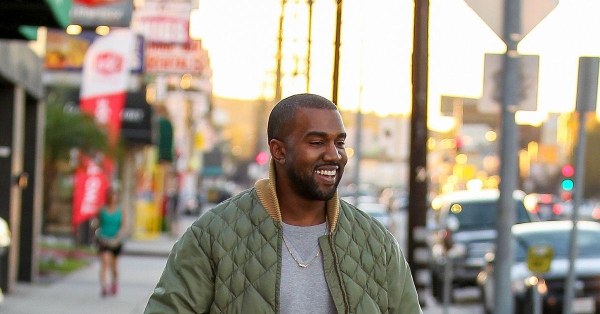 Kanye West Smashes Olivia Rodrigo's Streaming Record On Spotify