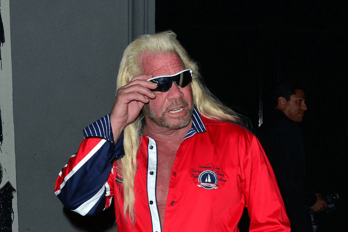 """Dog the Bounty Hunter Says He Had an """"N-Word Pass"""" and Has """"More Black Friends Than Eminem"""""""