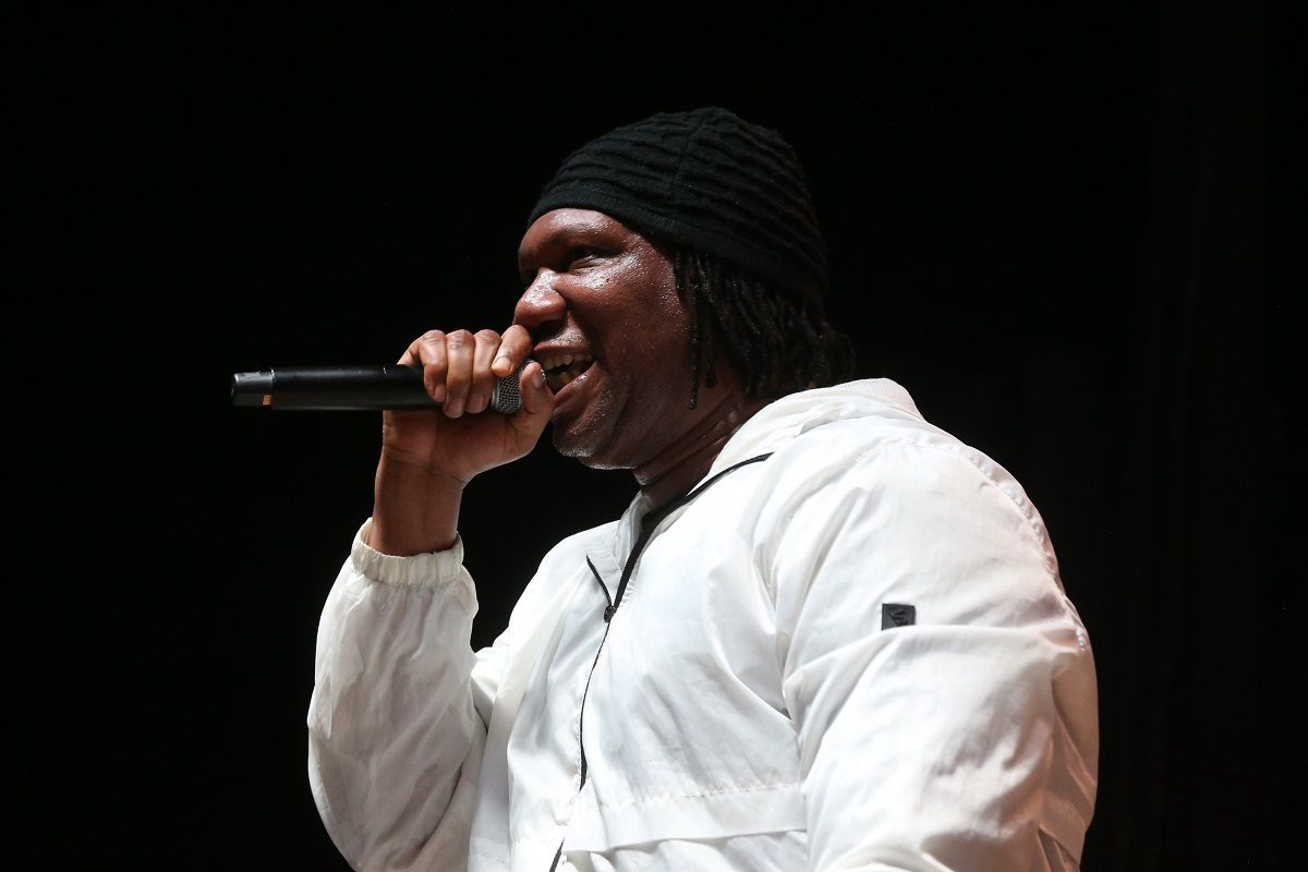 """KRS-One, Beanie Sigel, Jadakiss & More Set For """"24 Hrs Of Peace"""" Concert"""