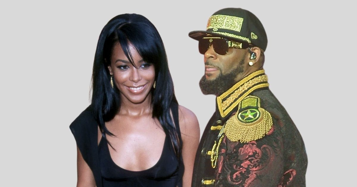 R. Kelly and Aaliyah's Wedding Officiant Speaks On Marrying The Two After 27 Years