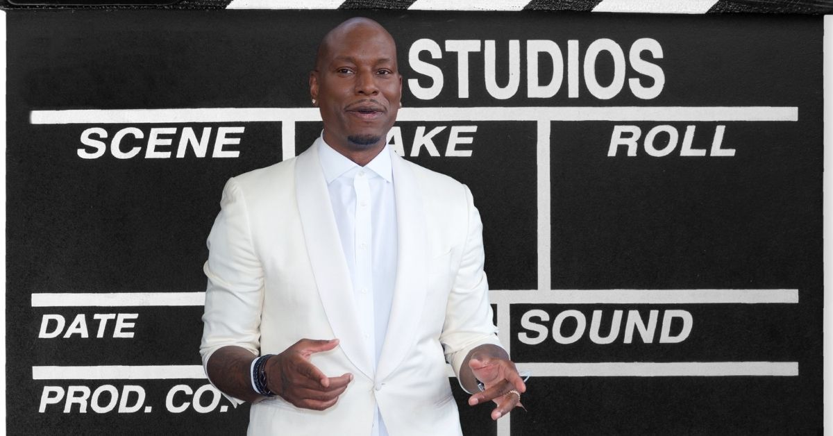 Tyrese Gibson Says His Dark Skin Hindered His Acting Career