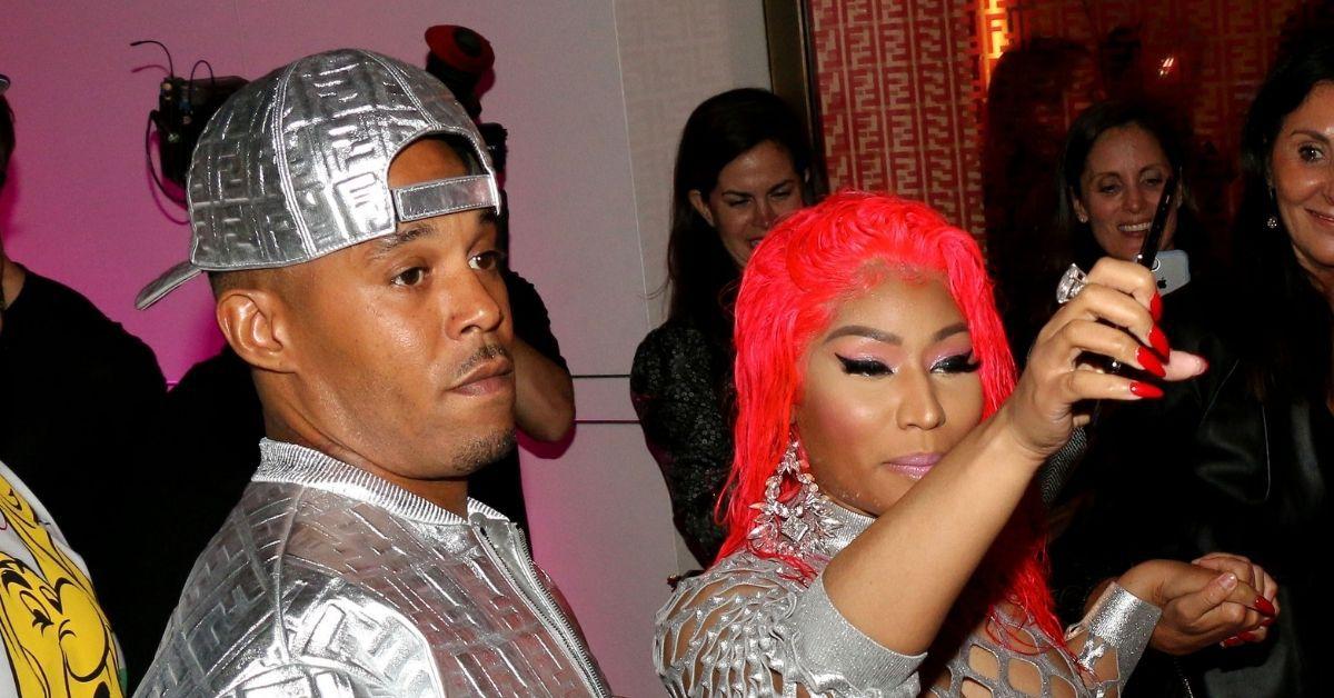 EXCLUSIVE: Nicki Minaj Husband's Associate Accused Of Flashing Gun With Chilling Message To Rape Victim