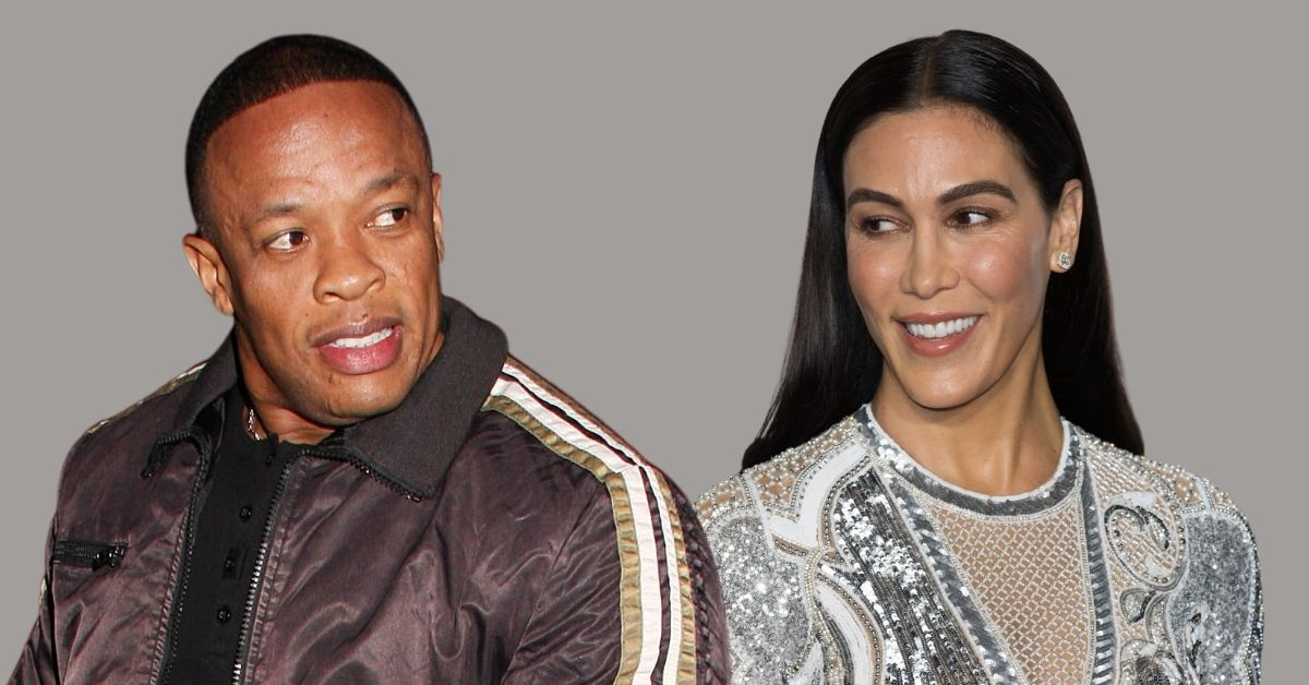 Dr. Dre Says Nicole Young Looted His Recording Studio's Bank Account