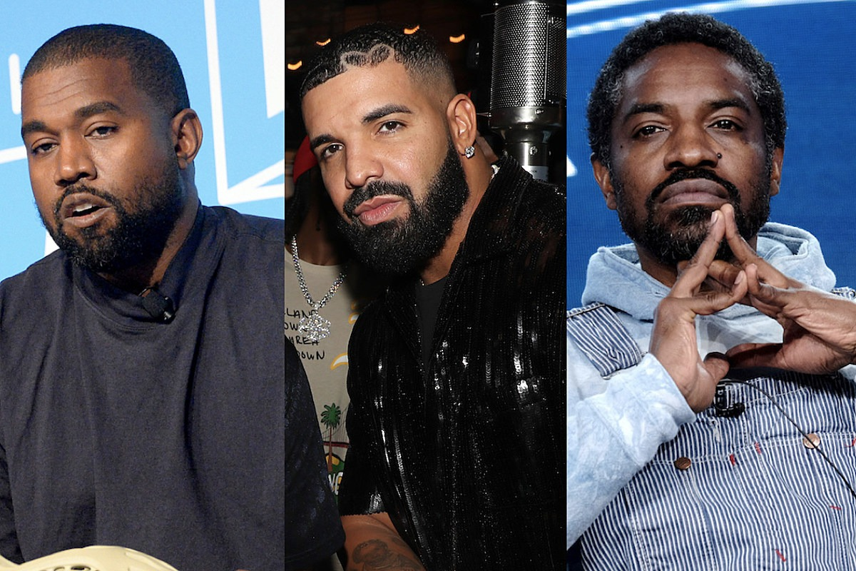Drake Leaks Kanye West's Diss Track to Drizzy Featuring Andre 3000 – Listen