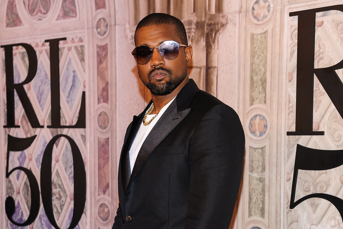 Kanye West Planning Branded Line Of Silk Bed Sheets, Towels And More