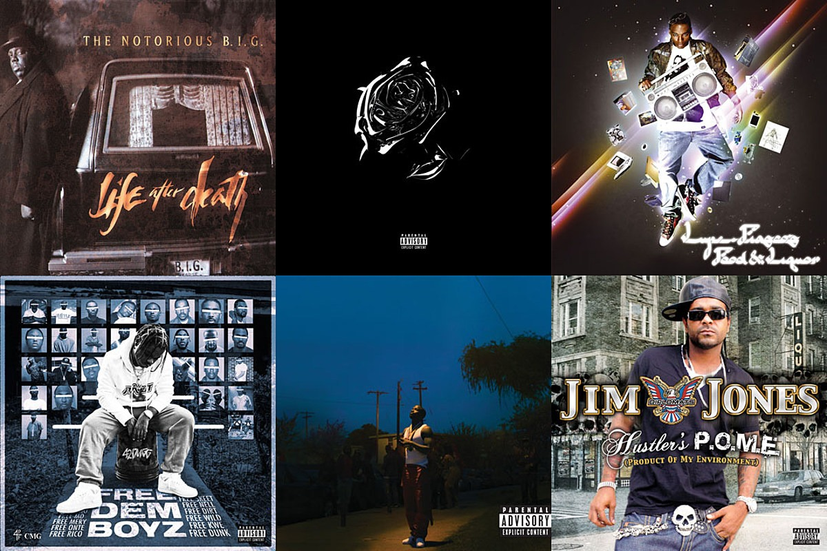 A Guide to the Most Memorable Hip-Hop Albums Executive Produced by Your Favorite Rappers