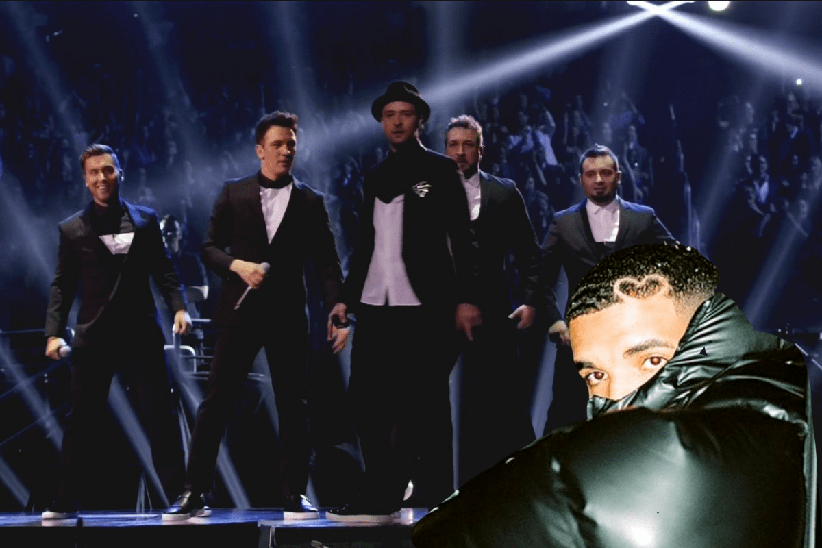 *NSYNC's Chris Kirkpatrick Says the Group Are Down to Collab with Drake