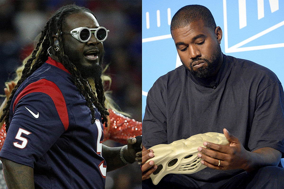 T-Pain Claims Kanye West Told Pain His Bar Was Corny and Then Kanye Stole It