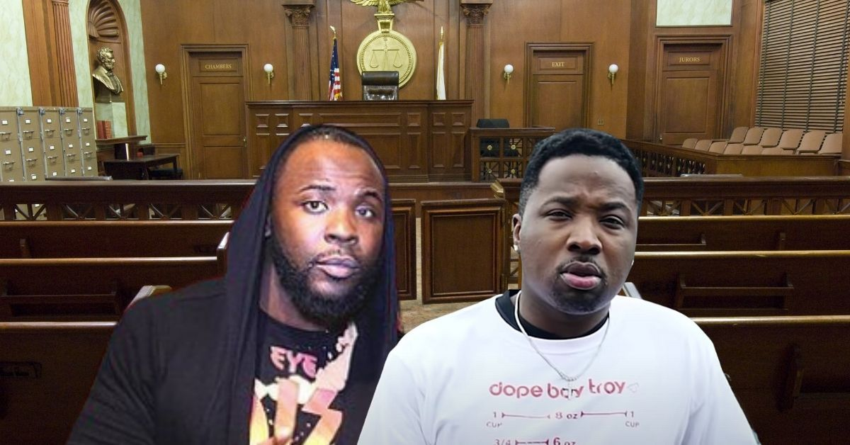 Taxstone Finally Heading To Trial For Allegedly Murdering Troy Ave's Bodyguard