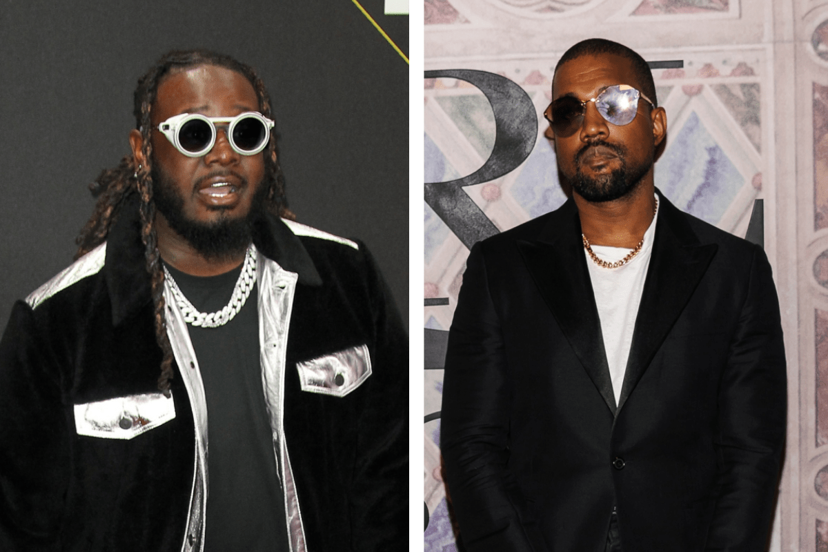 T-Pain Not Feeling the Kanye West Double-Standard