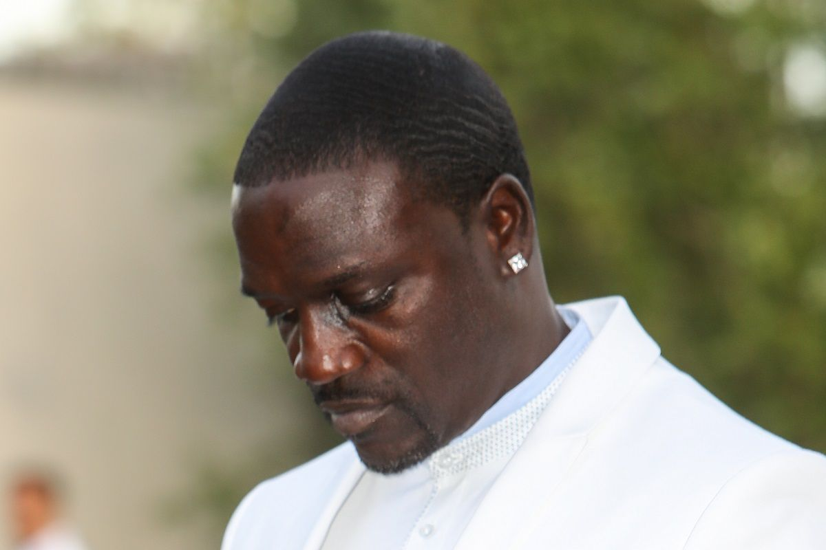 Akon: Famous & Rich People Go Through More Issues Than Poor People