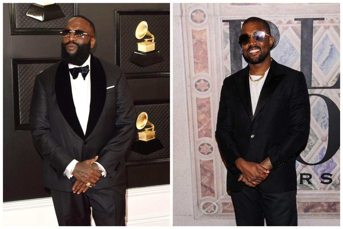 Rick Ross Claims Kanye West Mastered The Art Of Manipulating Media