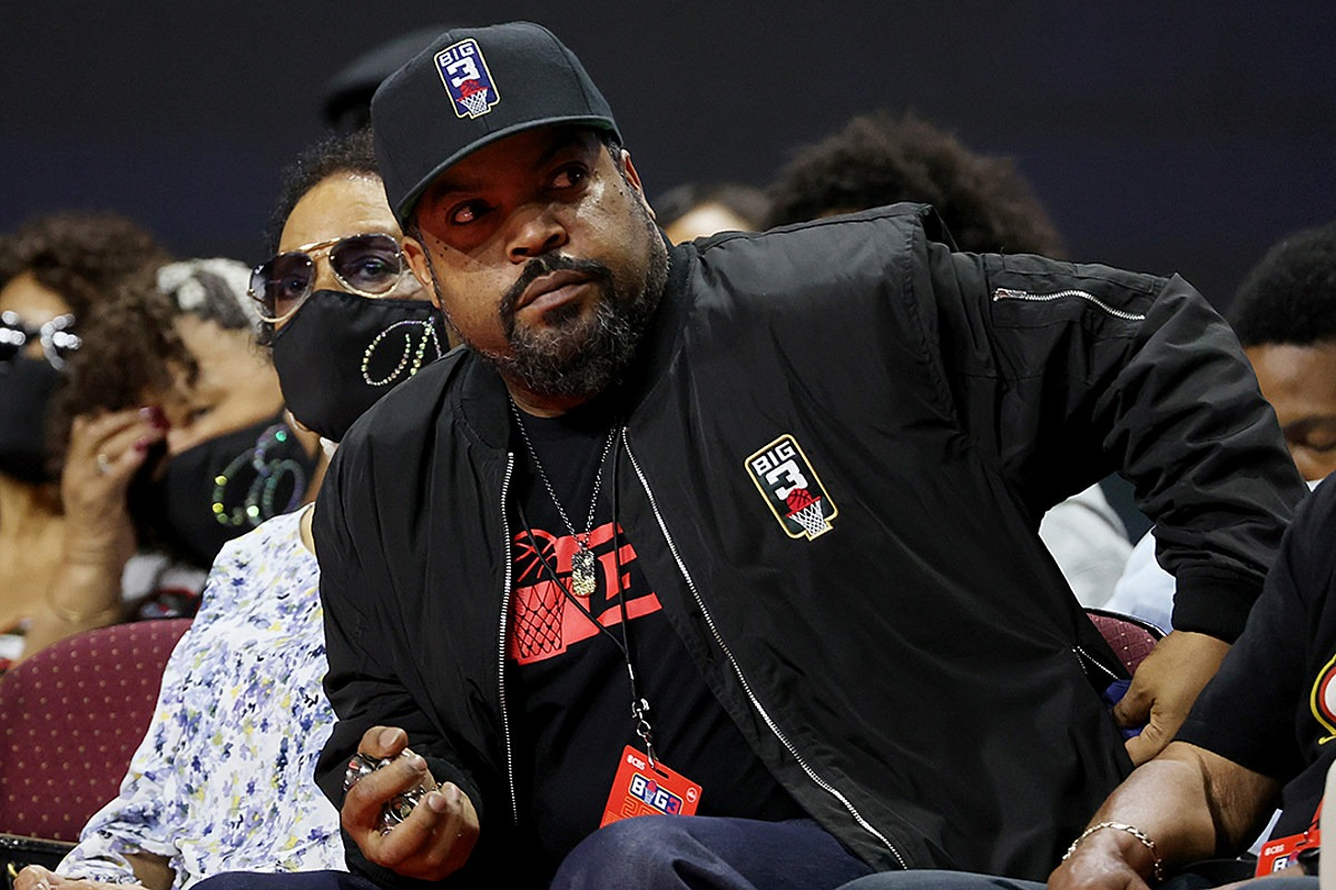 Ice Cube Reveals He Nearly Killed His Neighbor for Swindling His Mother Out of $20