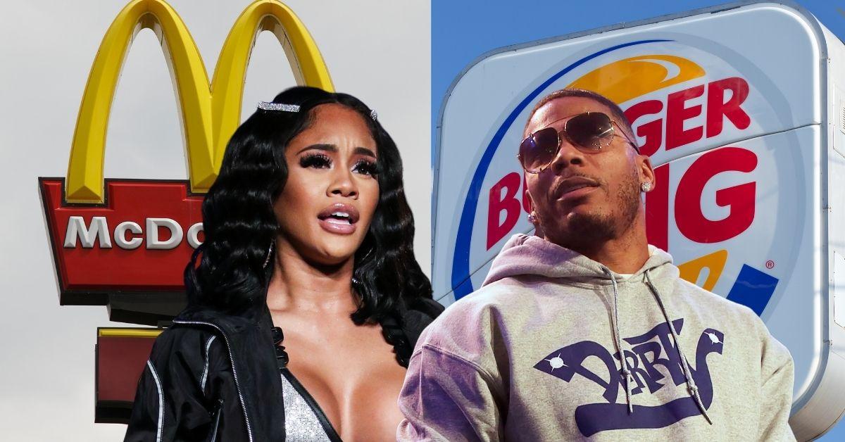 McDonald's And Burger King In Fast Food Rap War