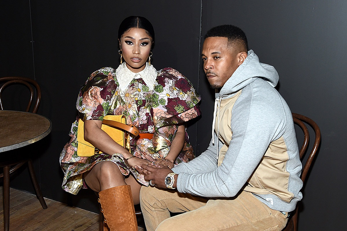Nicki Minaj's Husband Pleads Guilty to Failure to Register as Sex Offender, Faces 10 Years in Prison