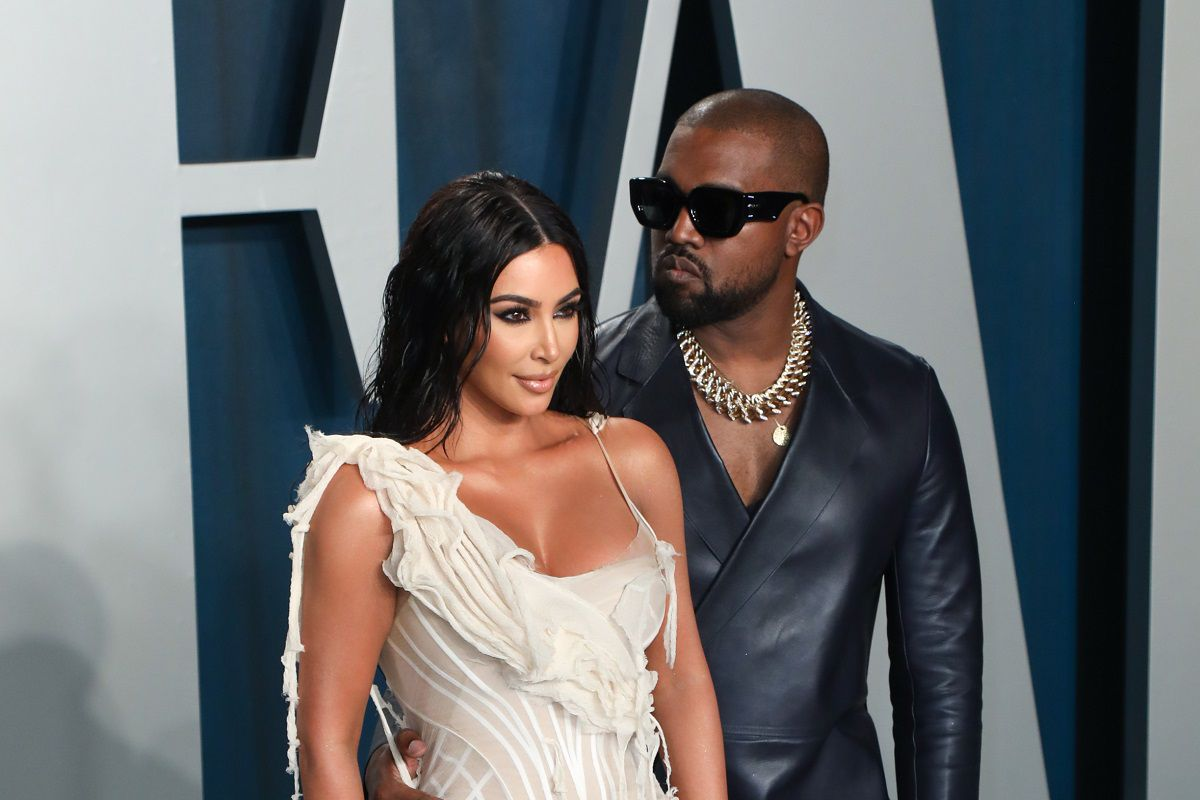 Kanye's Kid Broke His Arm And Mom Kim Breaks Down