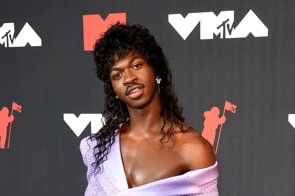 """Lil Nas X's  """"Montero"""" Wins Video Of The Year At The 2021 MTV VMAs"""