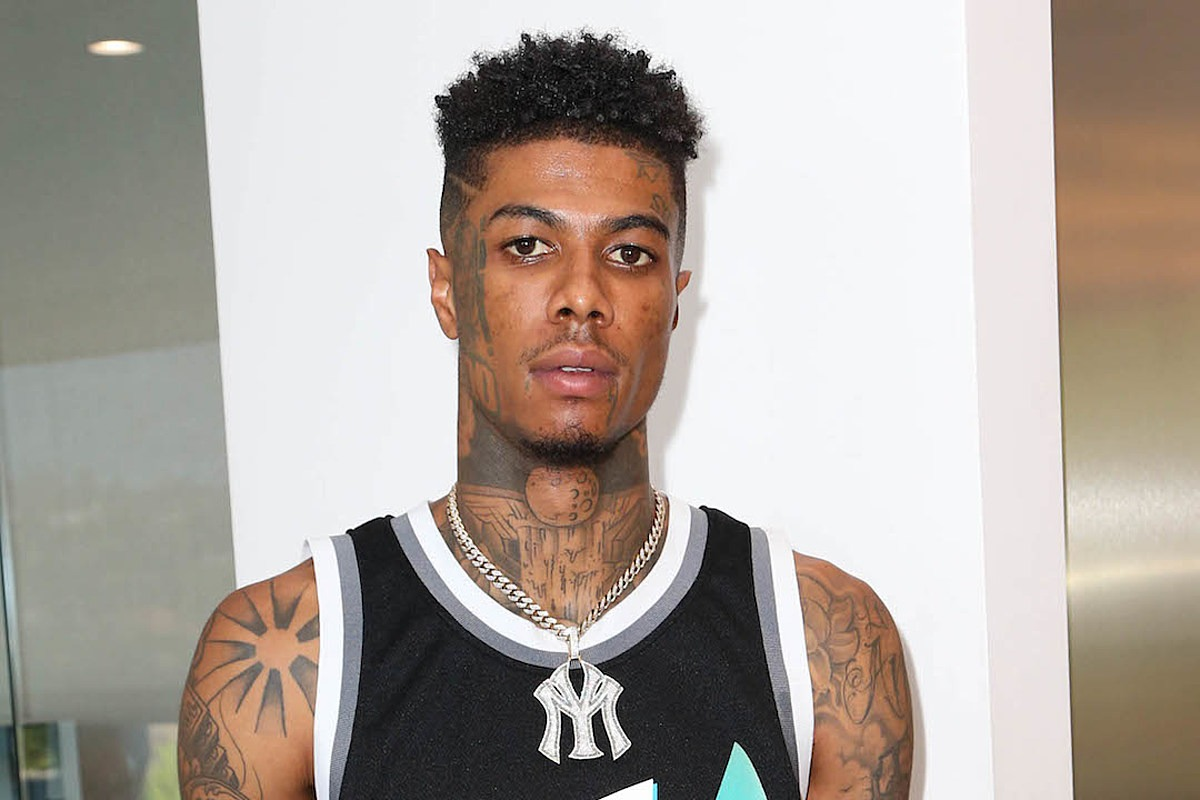 Blueface Allegedly Attacks Club Bouncer After Bouncer Wouldn't Let Him in Without Seeing ID