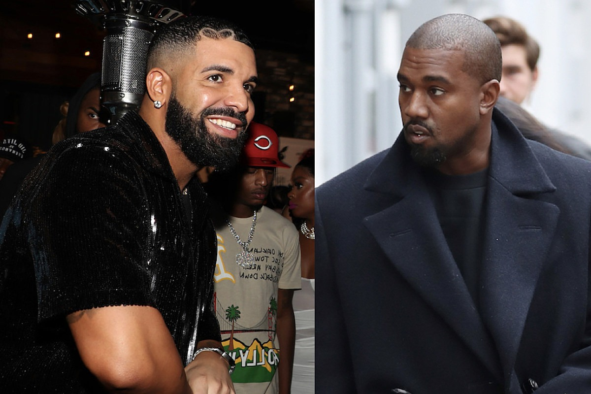 Drake's Certified Lover Boy Out-Charts Kanye West's Donda in Album and Song Numbers