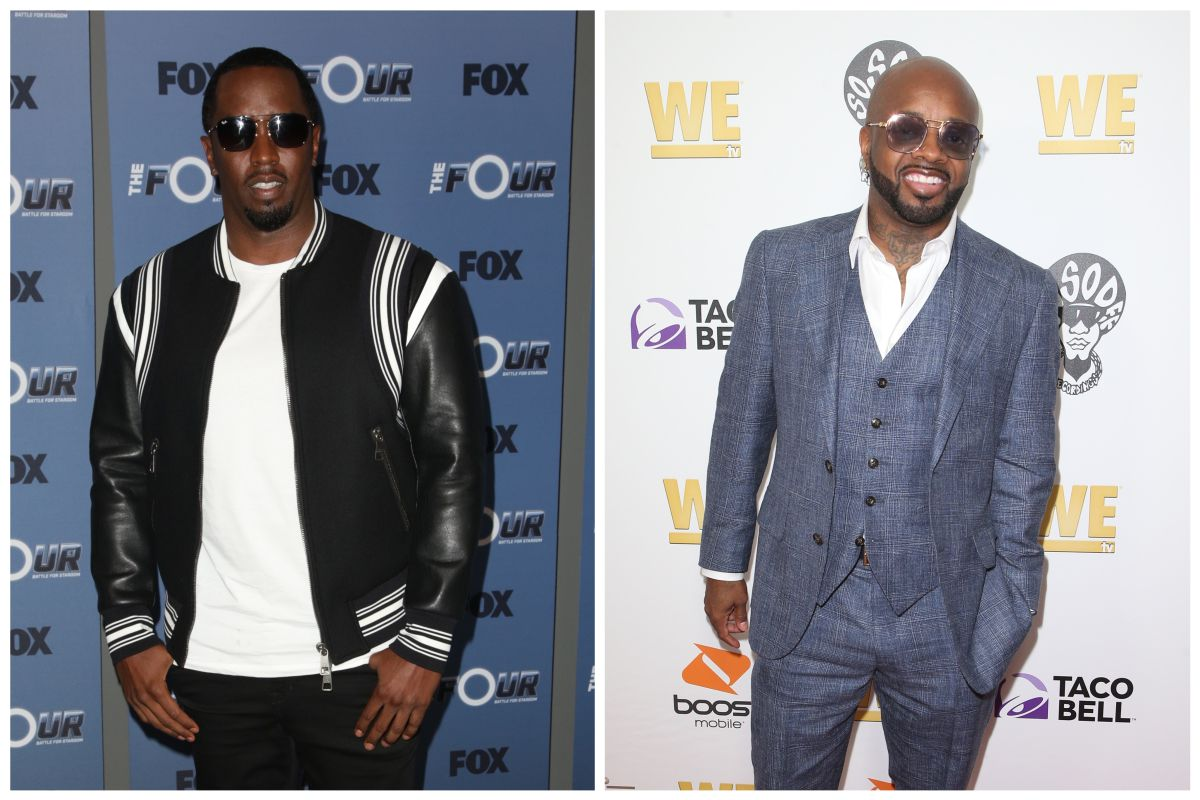 Diddy Responds To Jermaine Dupri's 'Verzuz' Challenge By Mentioning Dr. Dre
