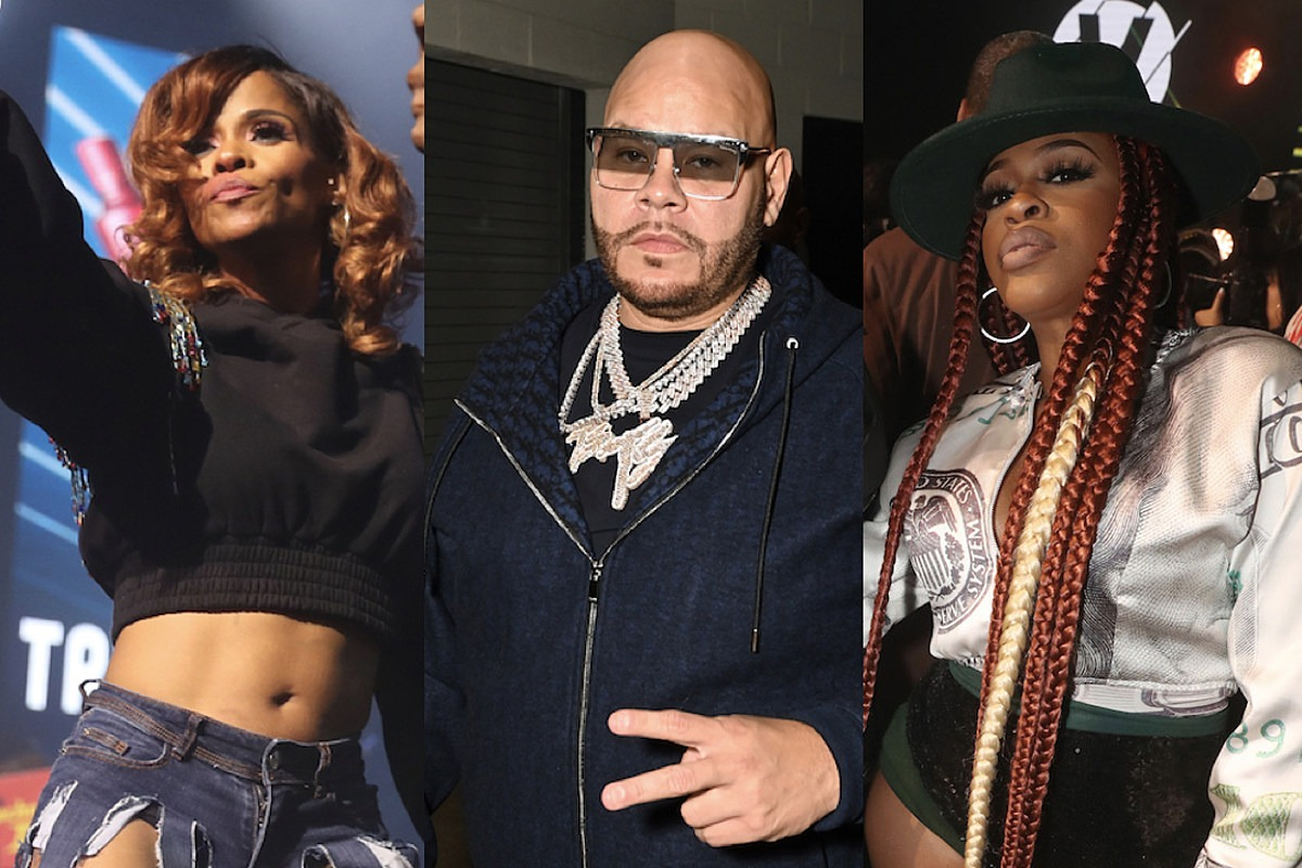Fat Joe Apologizes for His Disrespectful Comments About Vita and Lil' Mo