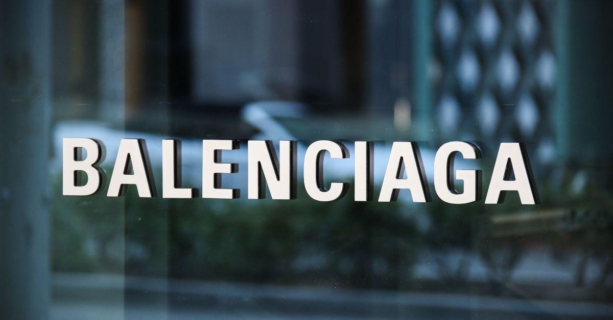 Balenciaga Blasted Over Sagging $1,000 Sweatpants