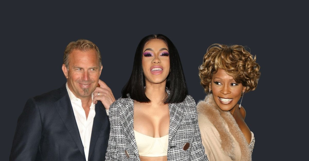 """Cardi B Considered For Lead Role In """"The Bodyguard"""" Originally Starring Whitney Houston"""