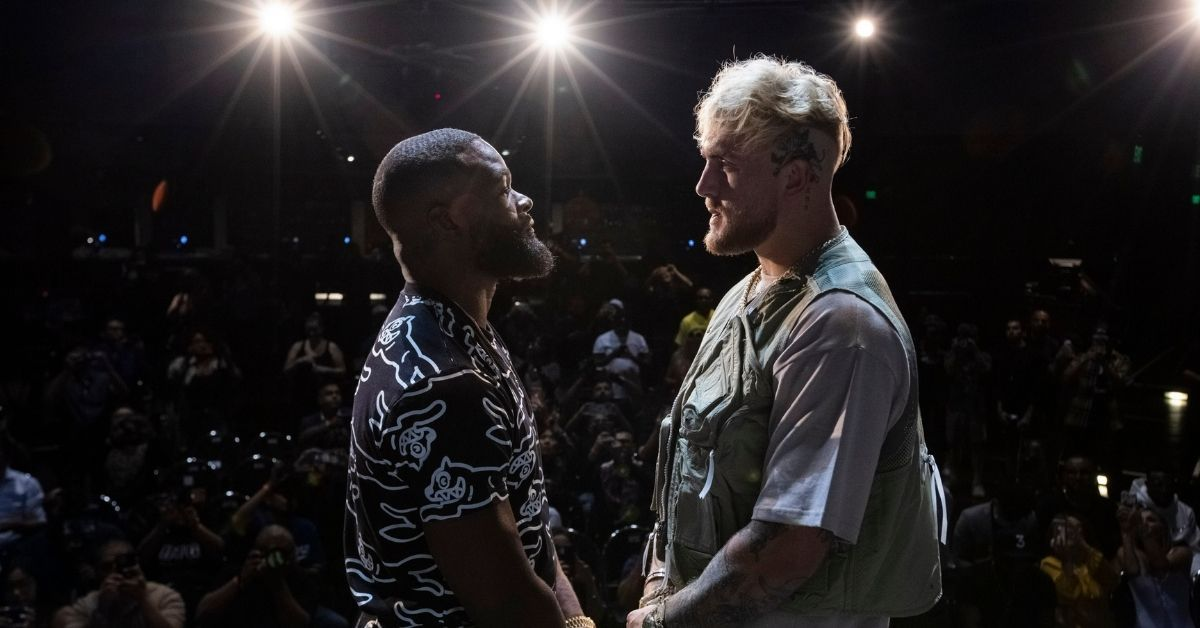 Jake Paul Pulled Down Over Eight Figures After Beating Tyron Woodley