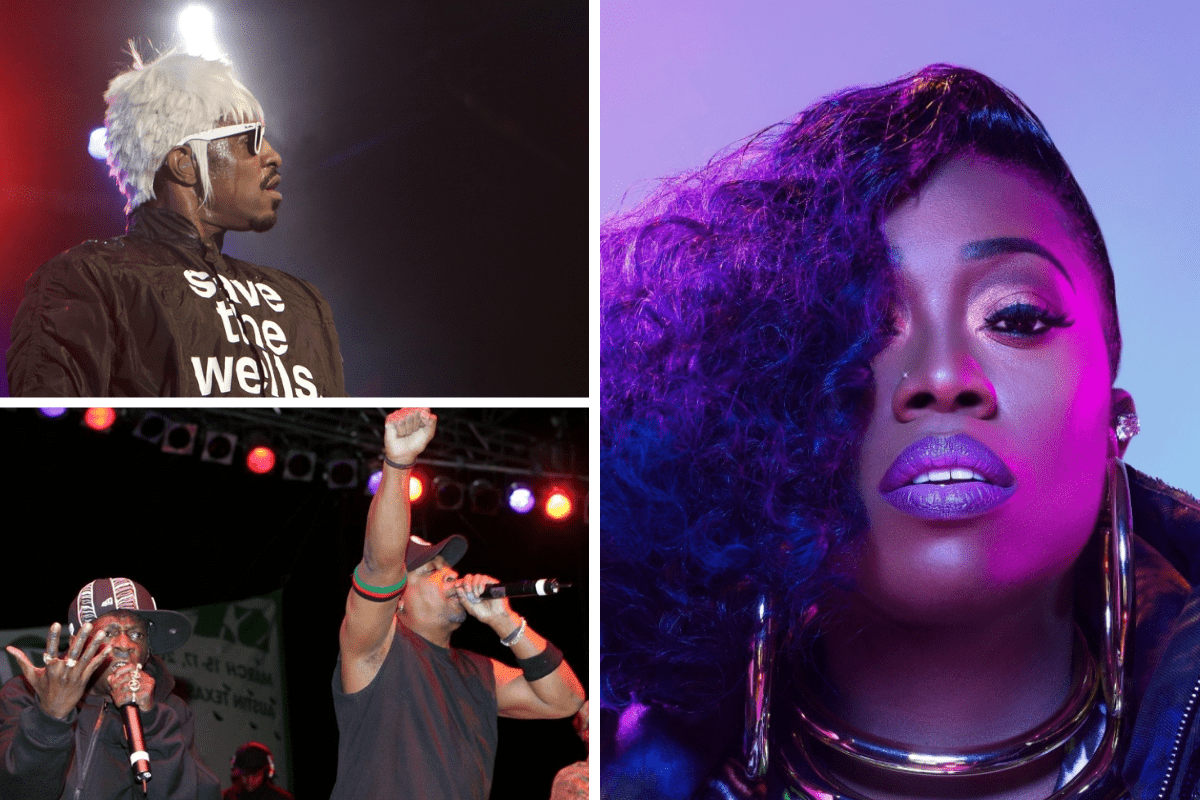 """Rolling Stone Rewrite The """"500 Greatest Songs of All Time"""" – Which Rap Songs Made The Cut?"""