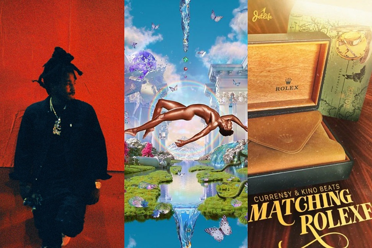 Lil Nas X, Mozzy, Curren$y and Kino Beats and More – New Projects This Week