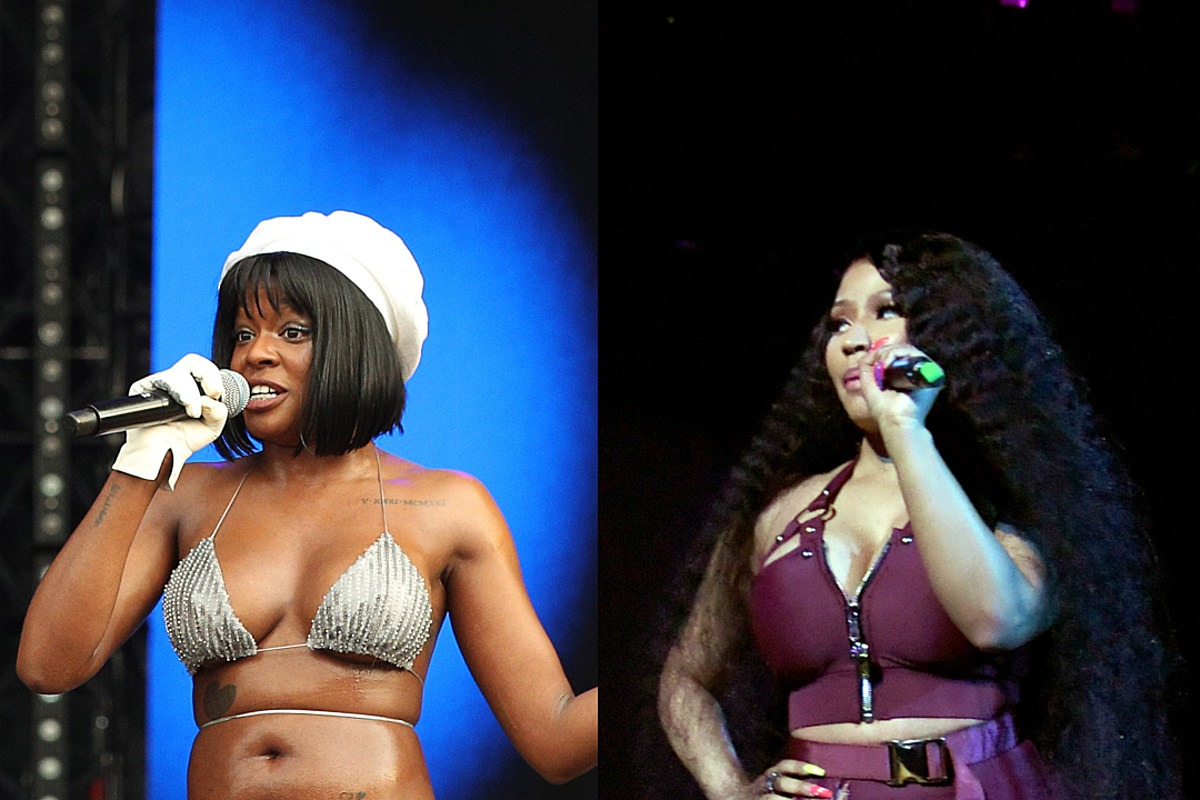 Azealia Banks Wants to Know Why Nicki Minaj Is Questioning Vaccine But Not Butt Injections