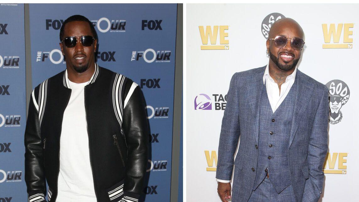 Diddy Accepts Jermaine Dupri's Verzuz Challenge