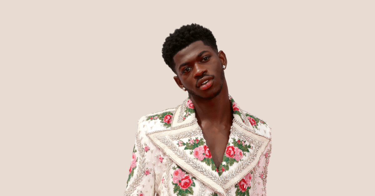 LIL Nas X Showcases Bare Bottom While Promoting Sexual Health Month