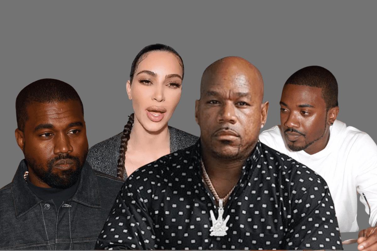 Wack 100 Tells Kim Kardashian's Lawyer He Has Receipts in Sex Tape Claim