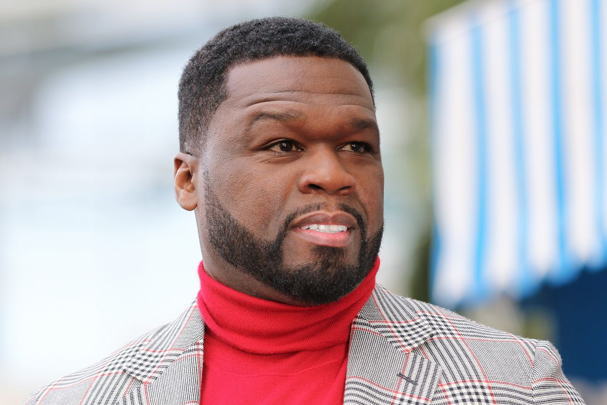 50 Cent Blasts Emmys For Lack of Diversity