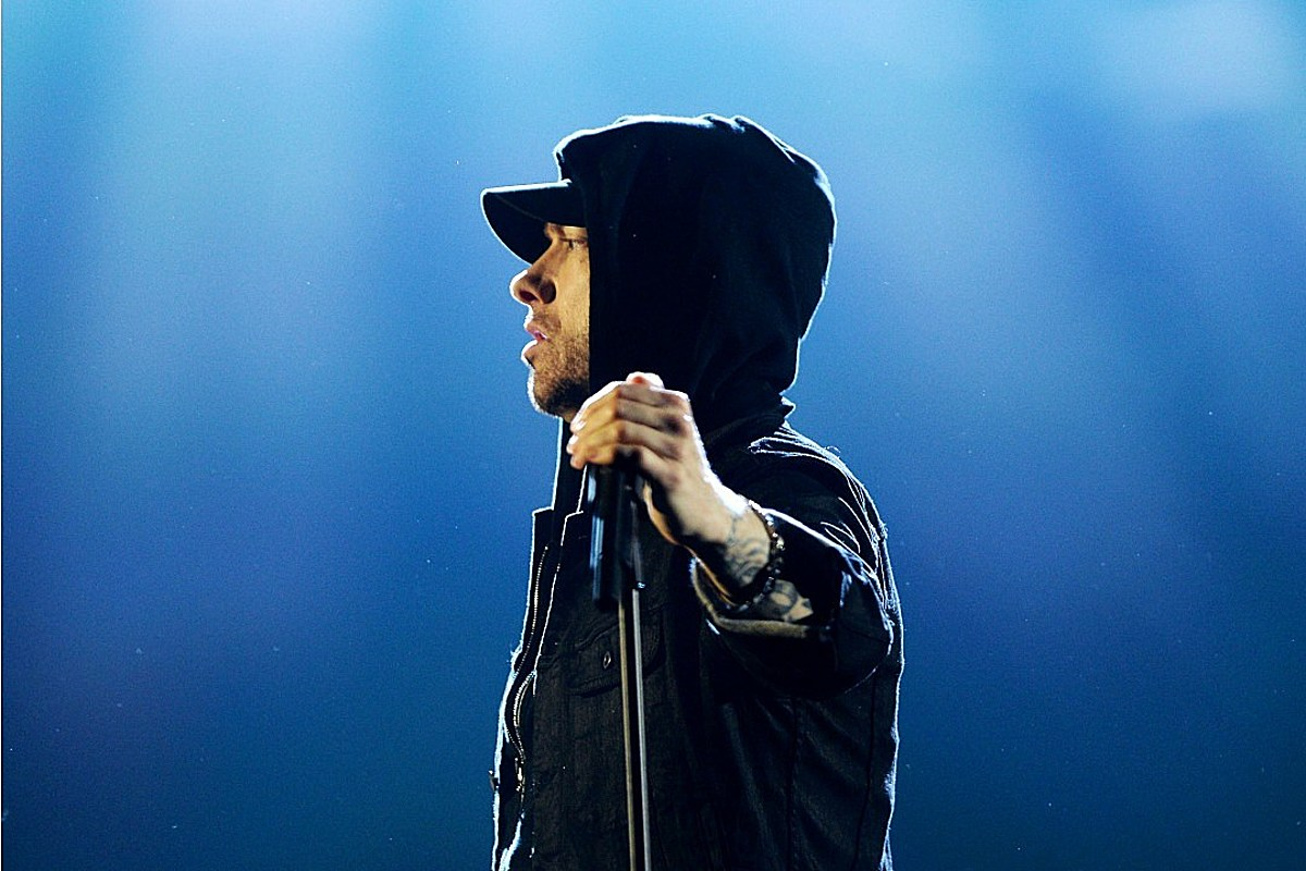 Is Eminem Getting Ready to Drop Marshall Mathers LP III?