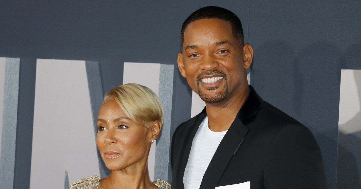 Jada Pinkett Smith Turned Her LA House Into A Skating Rink For Her Birthday