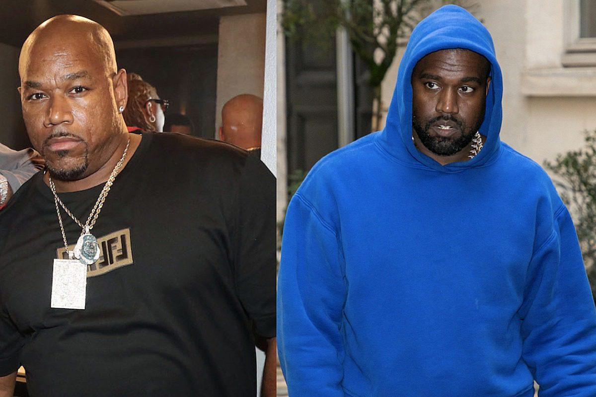 Wack 100 Appears to Confirm He's Sending Kanye West Unreleased Kim Kardashian, Ray J Sex Tape