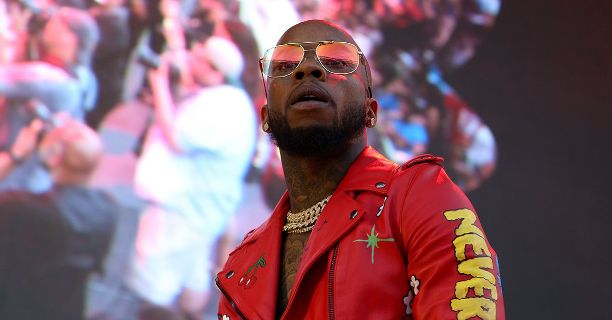 Tory Lanez Sued After Man Disfigured In Hit-And-Run Car Accident