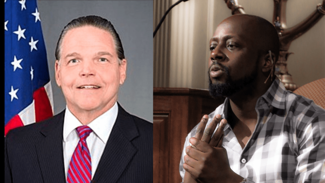After Wyclef Calls About Biden Administration, Haitian Special Envoy Daniel Foote Resigns