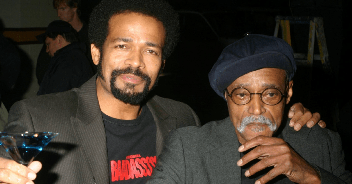 Melvin Van Peebles, Godfather Of Black Cinema, Dead At 89