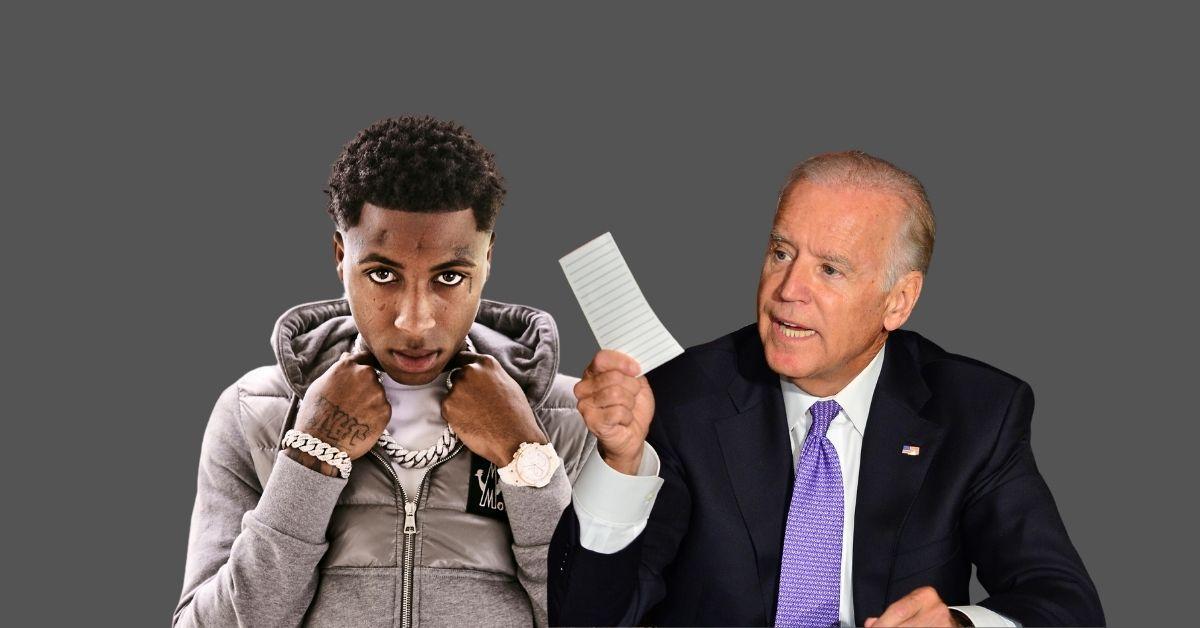 NBA YoungBoy Fans Demand President Biden Free Rapper From Jail