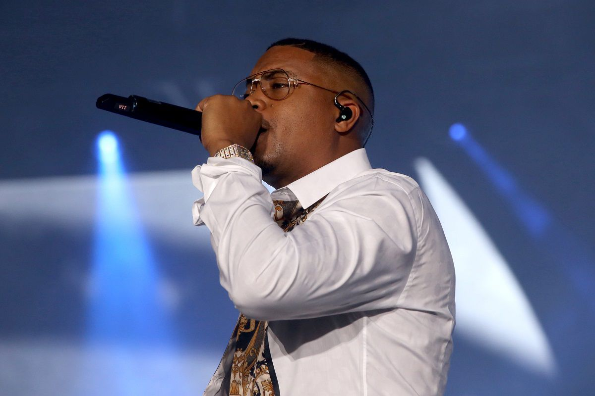 """Nas Headlines """"Concert to Feed NYC"""" His First Live Show In NY For 3 Years"""