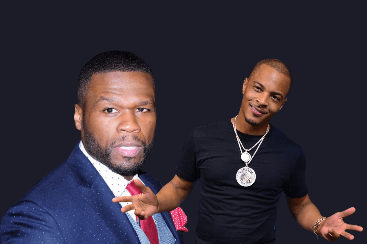 """T.I Calls Out 50 Cent At Star-Studded """"BMF' Premiere"""