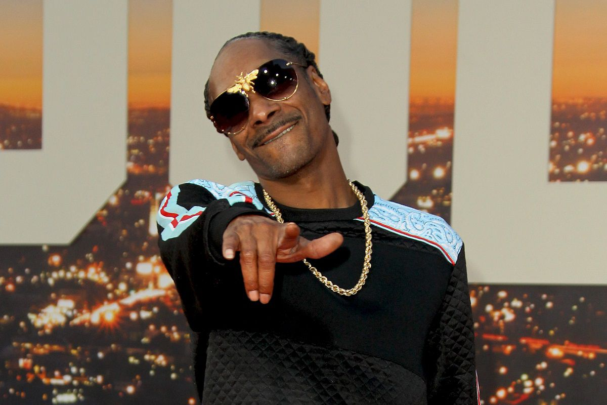 Snoop Dogg Offers Up His Nuts To The Emmy Awards