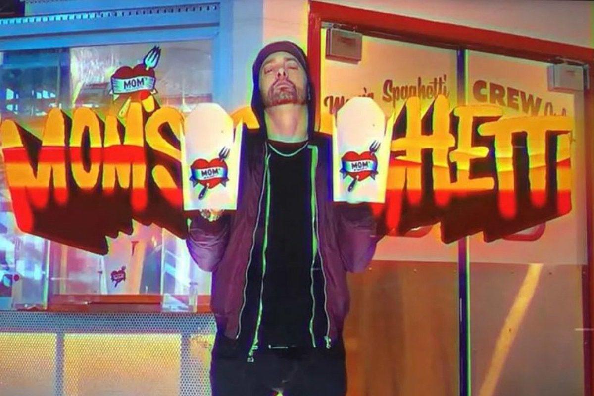 Eminem to Open Mom's Spaghetti Restaurant in Detroit