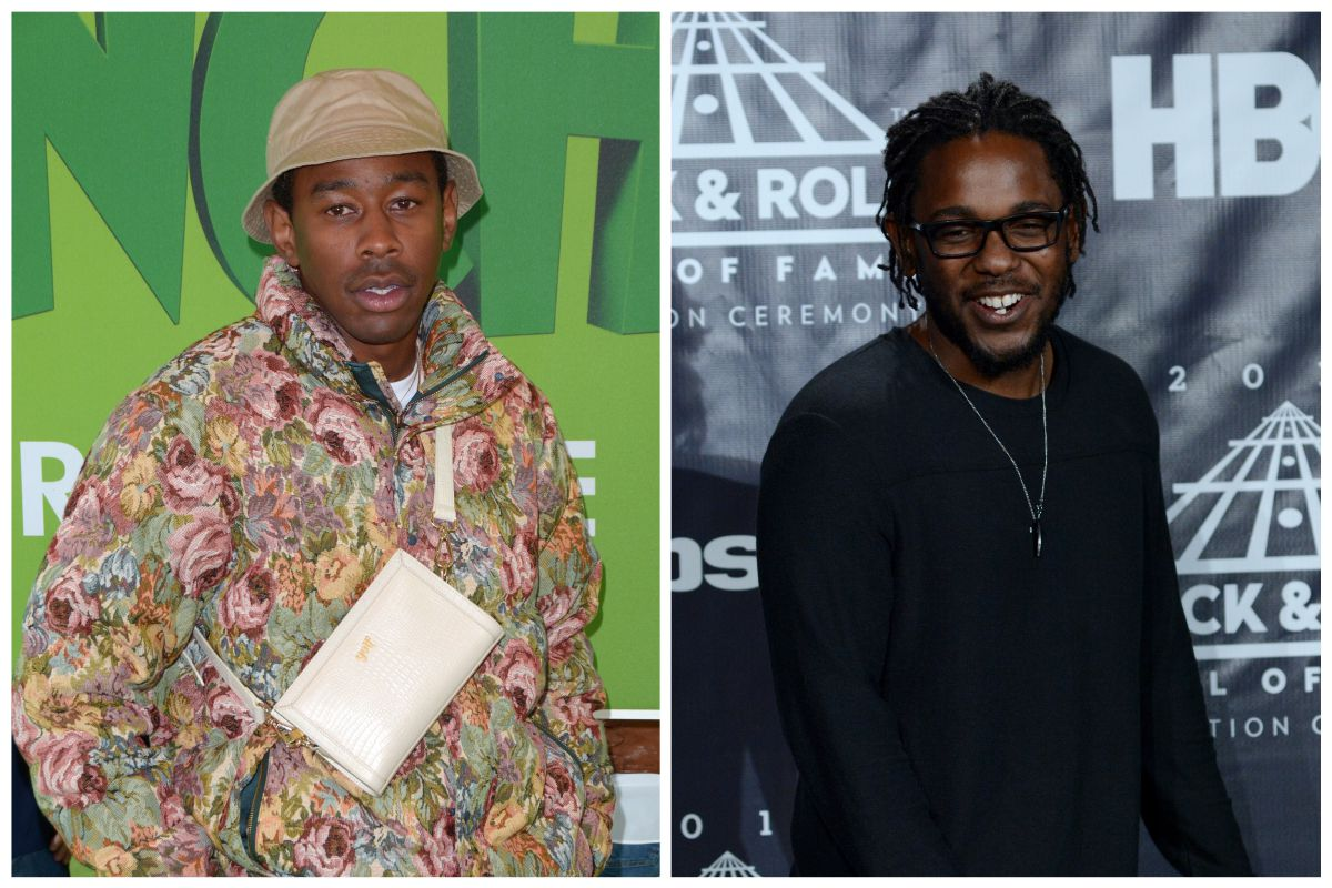 "Tyler, The Creator Talks Being ""Ruined"" By Kendrick Lamar's ""Family Ties"" Verse"